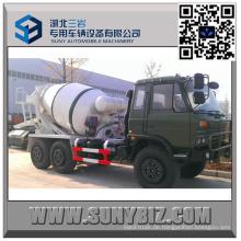 Dongfeng CUMMINS Motor 2 M3 Allradantrieb Mixer Truck