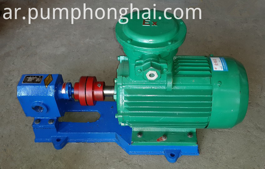 explosion proof pump