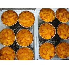Fruta enlatada de segmentos Mandarina em L/S