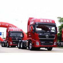 China Shacman Original Tractor Truck Truck Head Shaanxi Factory Price Trailer Truck