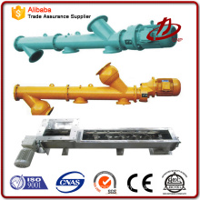 wear resistant design flexible auger conveyor
