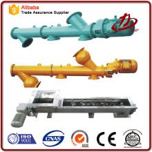 Design resistente ao desgaste transportador helicoidal flexível