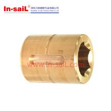 CNC-Drehteil aus Kupfer Zubehör