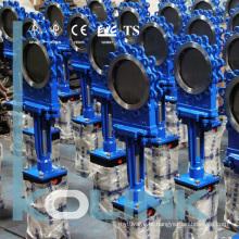 Válvula de Atuação Pneumática com Atuador de Válvula Tipo Lug Unidirecional