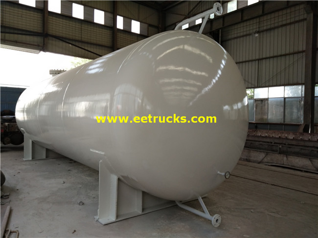 80 M3 Anhydrous Ammonia Bullet Tanks