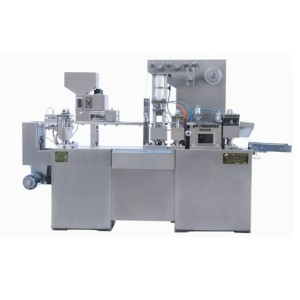 Automatic tablet blister packing machine