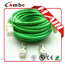 High Quality 4 pair stranded 24awg copper internet cable 10m