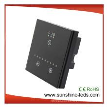 Entrada 12V / 24V LED que atenúa el regulador del panel de tacto (SU-TM01)