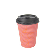 Chinese wholesale ripple wall cup