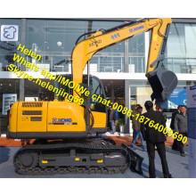Escavadeira Hidráulica de Esteira 7 Ton XE75D