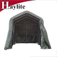 Abri de voiture de fibre de verre de parapluie acrylique avec le matériel de toiture