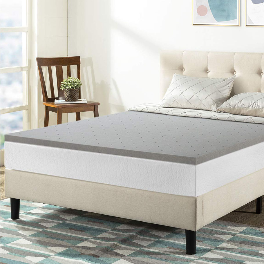 King Size Foam Mattress Topper