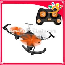 Palavra menor apenas 6.2CM RC quadcopter 2.4GHz 6 eixo Micro Mini Nano bolso drone