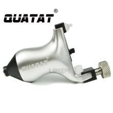 La machine de tatouage rotatoire QUATAT de haute qualité argenté QRT15 OEM a accepté