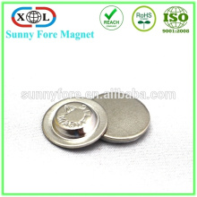 magnetic button round magnet badges