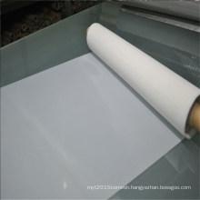 Acid resistant polyester fabric screen printing mesh