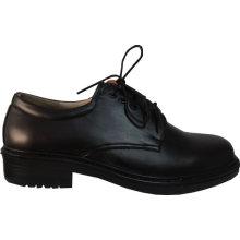 Sapato de couro de escritório de alta qualidade do exército
