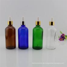30ml / 50ml / 100ml ätherisches Öl Flasche für Flüssigkeit (EOB-04)
