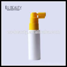 Plastic oral sprayer bottle 24mm