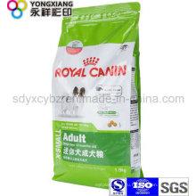 Мешок для упаковки пищевых продуктов для домашних животных Ziplock