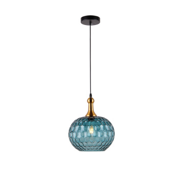 Nordic Modern Glass Ceiling Kitchen Lamp