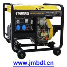 Touring Car Silent Generator Set 4kw (BM6500EW)