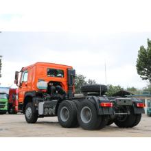 6x4 road tractor truck