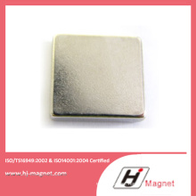 Hot Sale Customized Permanent NdFeB Neodymium Block Magnet