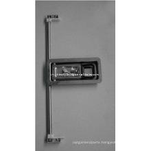 door locking gear for truck and trailer