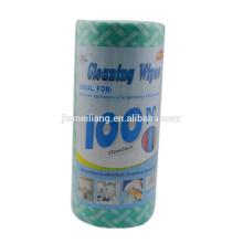 JML 100 Blatt Mikrofaser Reinigungstuch in Rolle