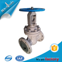 Tube supply steel valve in russia standard with hand wheel BD VALVULA