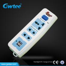 ac power waterproof socket with usb