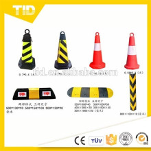 Reflective Stickers Temporary Road Barriers for sale
