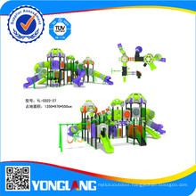 Children Colorful Outdoor Playground High Quality