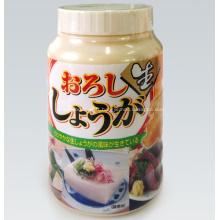 Bouteille assaisonnement aromatisé de purée de gingembre