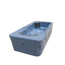 New Design Bathtub Wirlpool Outdoor Spa With Balboa Control System
