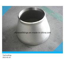 Butt Welding Sch40 Aço Inoxidável Seamless Concentric Reducer