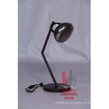 Lámpara industrial de la tabla
