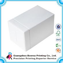 Tapa y base del proveedor de Guangzhou para caja de almacenamiento de perfume elegante y de lujo