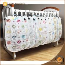 gauze cotton baby sleep swaddle soft and breathable baby wrap