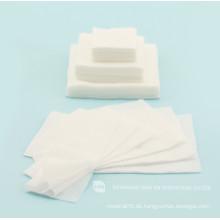 Non-Woven Swab Medical Schwamm Pad für Erste Hilfe