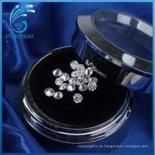 Para sempre um excelente rodada Moissanite corte brilhante em pedras preciosas soltas para venda