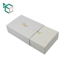 Cheap Colorful Green and White UV Coating Facial Mask Packaging Box