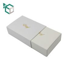 Дешевые красочные зеленый и белый UV покрытие Упаковка Box маска для лица