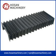 Bouclier de guidage type accordéon de machine laser