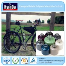 Неорганические Нано электростатического металлическим эффектом покрытие порошка для велосипедов
