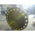 "4 ""Tapped 1-1 / 2"" NPT Blind Flange Class600 A / SA105"
