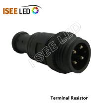 Terminal Resistor 4 Pin DMX LED Dispositivo de señal