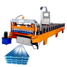 portable metal roofing machine used for custom