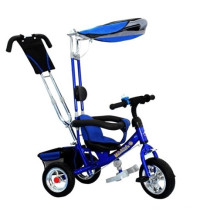 12 Inch Blue Children Tricycle Kids Tricycle
